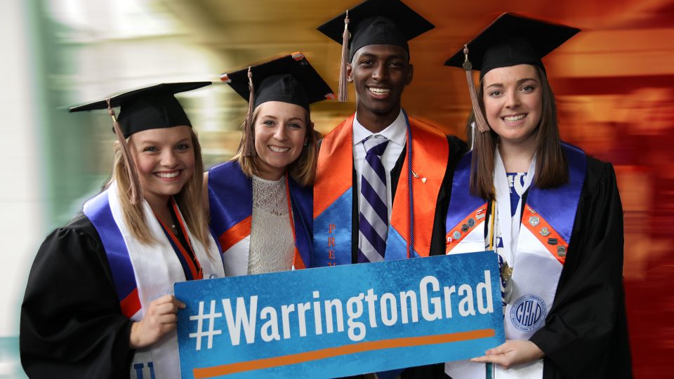 Uf Commencement Fall 2020.Commencement We Are Warrington Uf Warrington