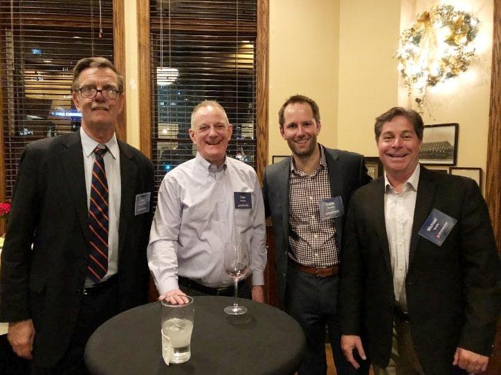 Gator Finance Professionals Network Reception in Atlanta
