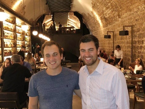 Gator Finance Professionals Network Reception in Israel