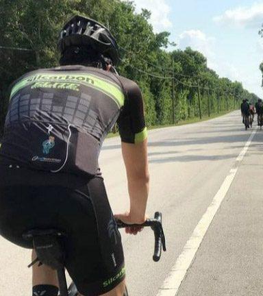 Giancarlo Tassi road biking