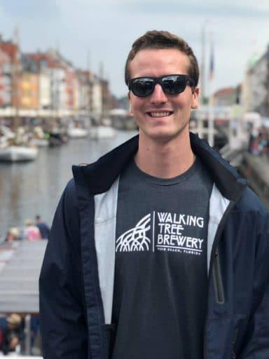 Matthew McGarry travel photo with waterway