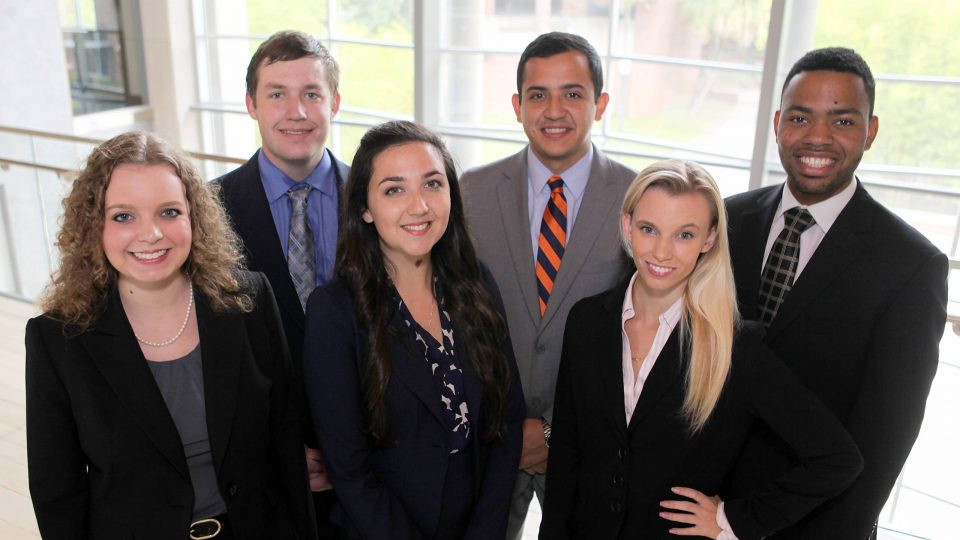 Business Ethics Case Competition Team