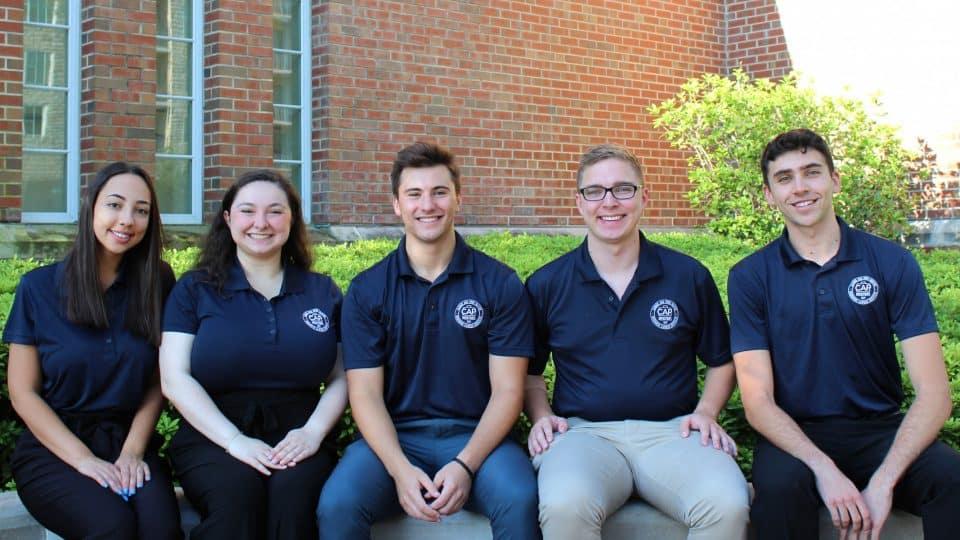 Undergraduate CAP Consulting Team