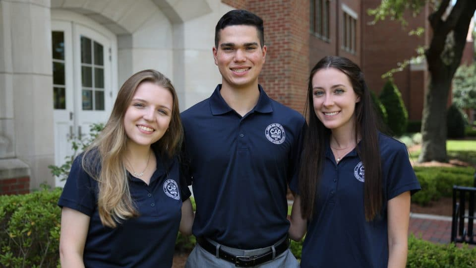 Undergraduate CAP Information Systems Team