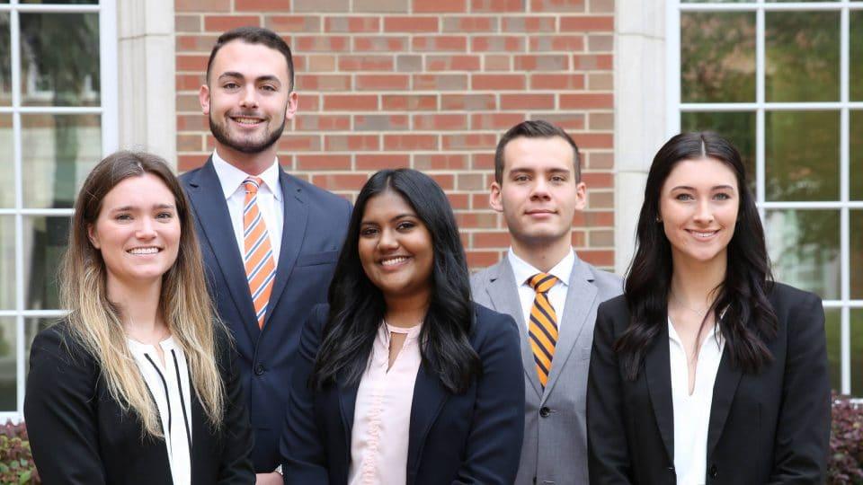Warrington Diplomat Executive Board members