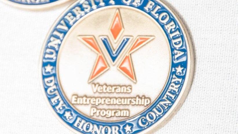 VEP souvenir coin