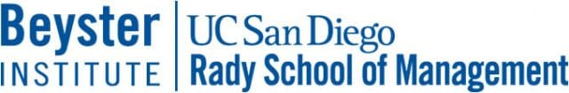 Beyster Institute: UC San Diego, Rady School of Management
