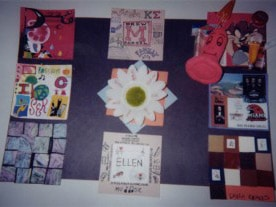 Experiential Play to Learn and Learn to Play Quilt Squares