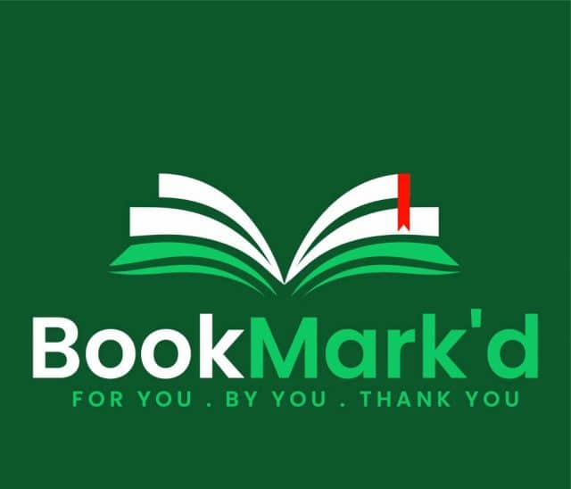 Bookmark'd: for you, by you, thank you