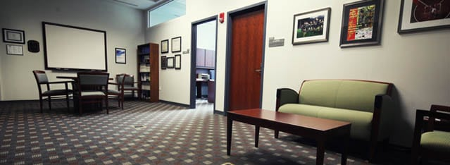 International Accounting and Auditing Center Lobby
