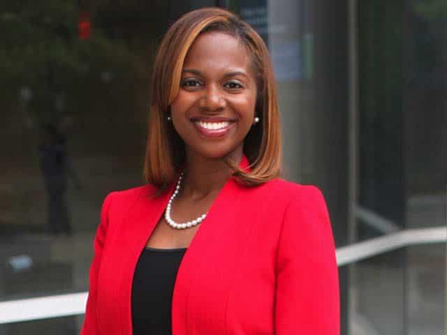 MBA Student Amaris Johnson