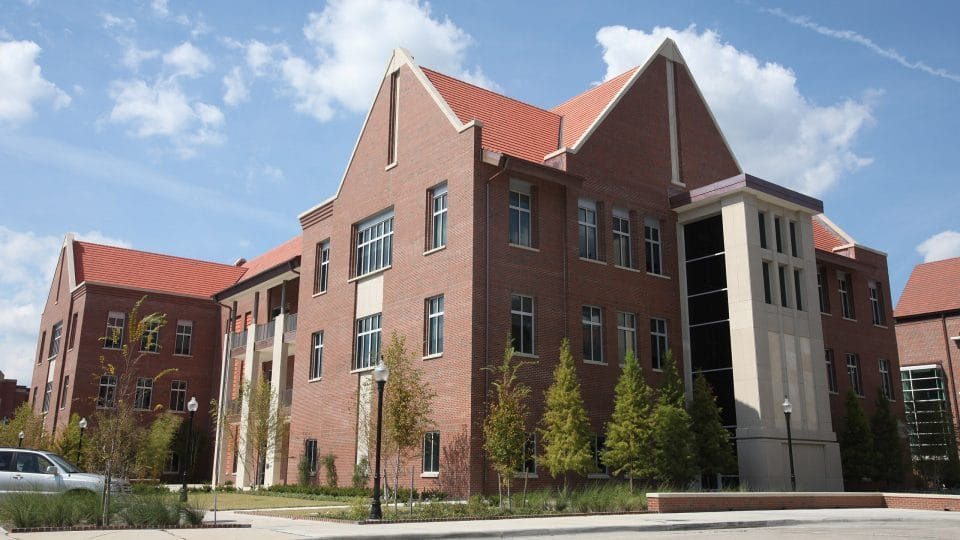 Hough Hall at UF Warrington College of Business