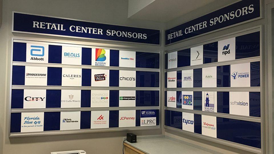 Retail Center Sponsors