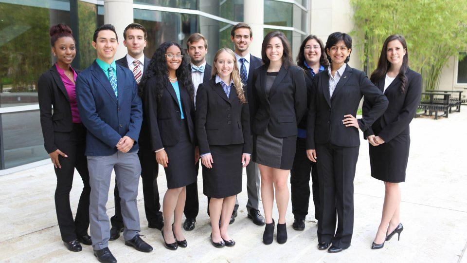University Scholars Program participant group