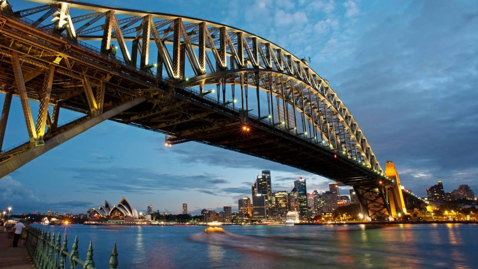 Sydney Harbour Bridge, Sydney, NSW