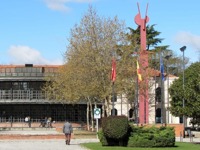 Carlos III de Madrid campus building