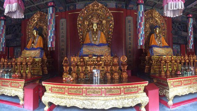 Yonghegong Lama Temple