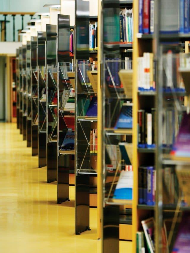 Aalto University library, Helsinki Finland