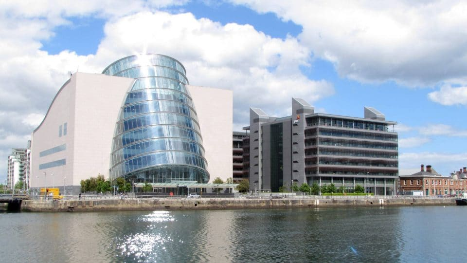 Convention Center in Dublin, Ireland