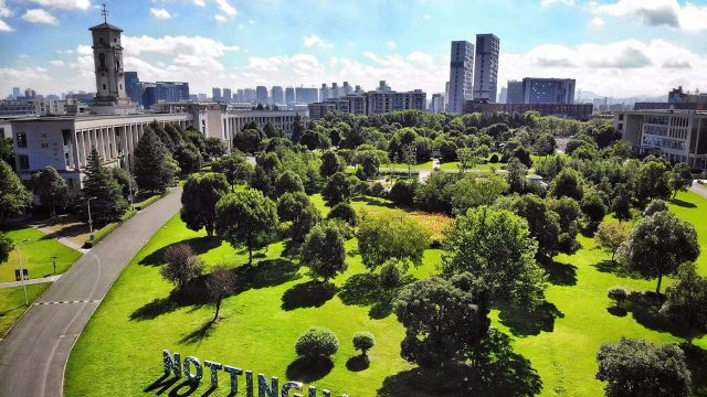 University of Nottingham UNNC overview