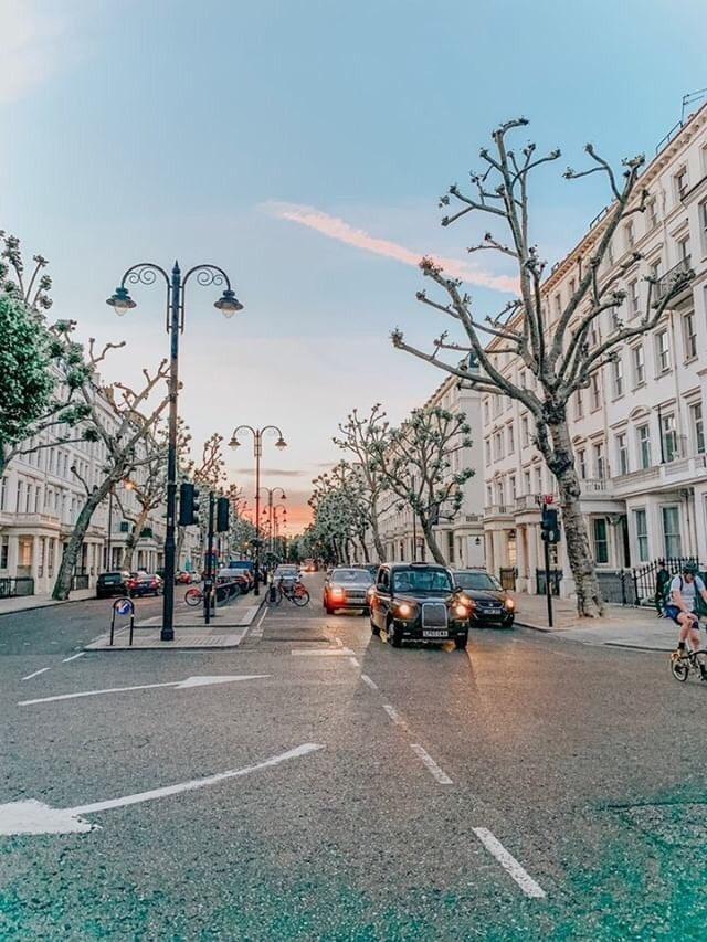 London Cityscape South Kensington (Sijercic, Adela - London 195)