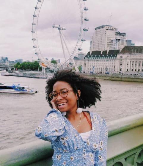 London Eye & Cityscape
