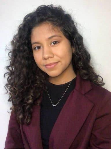 portrait of isabella quintero